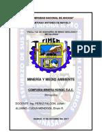 MINERA-HUINAC