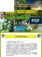 Mineria Huinac SAC EFRAIN