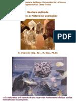 GA_2015_2 Los Materiales Geologicos