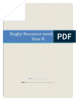 rugby non-doers sheets