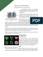 Nanopore Sequencing