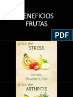 Beneficios Frutas