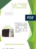 OPTIMIZACION DE RESIDUOS SOLIDOS EN LA AGRICULTURA.pptx
