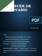 16) Cáncer de Ovario.g