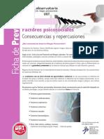 Fichas11 Factores Psicosociales Consecuencias y Repercusiones