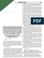 11 PUNTOS CRITICOS CIERRE de PLANTA RCD 158-2017-OSCD Procedimiento de Condiciones de Seguridad de Plantas Envasadoras de GLP
