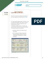 Copiar Status – Diario Abap