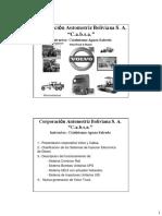 Inyeccion Electronica Diesel, Clasisficacion y Avances Tecnologicos