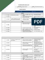 Planificacion Anual Electivo Tercero Medio