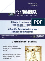 A Questão Antropológica O que somos ou quem somos.pptx