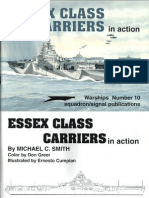 [ANG] in Action - Essex Class Carriers