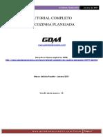 Pdf móvel de cozinha gratis completo para marceneiros 2554
