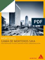 Gama Morteros