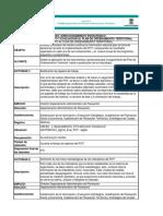 4- Procedimientos - Seguimiento - Unidad de Seguimiento Al Pot0