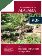 Landscape Grounds Strategic Plan 2014