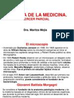 Clases Tercer Parcial Historia de La Medicina.