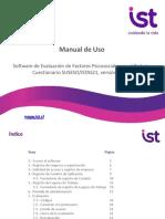 Manual Uso Software Suseso Istas 21