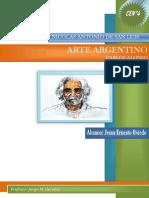 Arte Argentino Jesus Oviedo