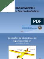 Dispositivos Hipersustentadores - Flaps