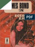 Ian Fleming - James Bond 007 Egedeki Ejder