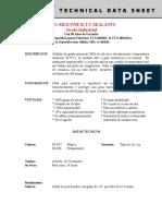 Selladoresymasillas Silicones IndustrialSP
