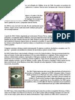 Vida de Violeta Parra