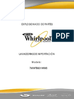 Manual lavadora Whirpool