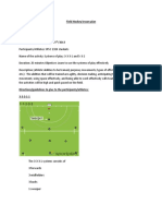 field hockey lesson plan