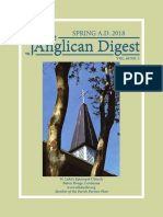 The Anglican Digest - Spring 2018