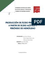 Informe Ac Peracetico Vkd
