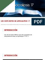 Los Siete Reyes de Apocalipsis 17