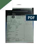 Data Lampiran KP kegiatan perforasi di sumur X Pertamina Pendopo