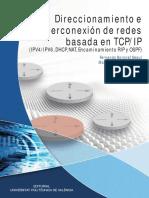 Direccionamiento e Interconexión de Redes Basada en TCPIP IPv4IP