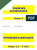 13 función racional