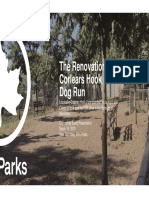 Corlears Hook Dog Run