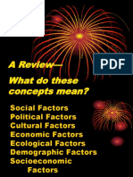 factors review debbie lange