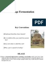 Silage Fermentation