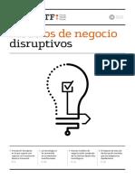 Modelos de Negocio Disruptivos_Resumen