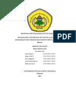 PROPOSAL PKM TEKNOLOGI KELOMPOK 4 KWU REVISI LAGI.doc