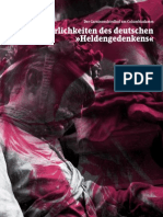 Widerlichkeiten des deutschen Heldengedenkens (2009)