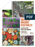 Breeding Organic Vegetables - 2011 - Connolly and White