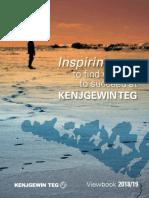 Kenjgewin Teg 2018-19 Course Viewbook