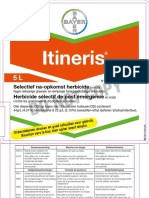 Label Itineris