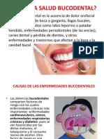 1. Que Es La Salud Bucodental 126 0