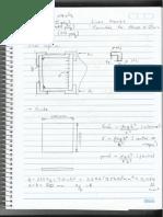 Cálculo Espessura Caçamba - Fundo