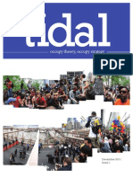TIDAL Occupytheory 2