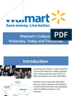 Walmart Team Presentation