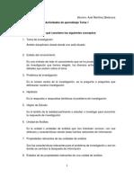 Actividades de Aprendizaje Unidad 1 Cuantitativos