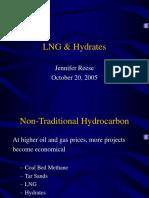Lng Hydrates