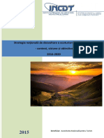 Strategie Ecoturism